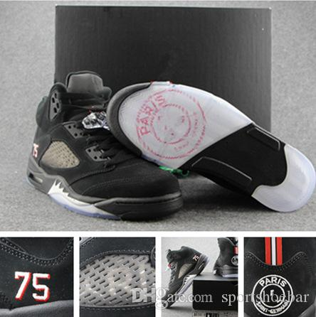 5s PSG Man Basketball Shoes Best Quality With Box 5s Sneaker Sport Shoes  Size Eur 41 47 Wholesale Basketballs Shoes Mens From Sportshoebar 12f40d2c5