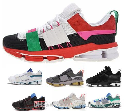 Best Air Consortium Twinstrike Running Shoes Men Youth Women Green Stretch Lea Designer Zapatillas Outdoor Sport Tennis Training Sneakers shop for sale online best store to get cheap online outlet huge surprise nqEzD