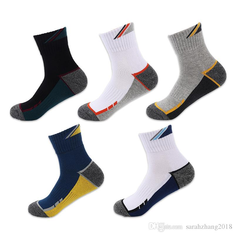 Compression Socks for Men Sport Plantar Fasciitis Arch Support Low Cut  Running Gym Compression Foot Thicken Comfortable Cotton Socks