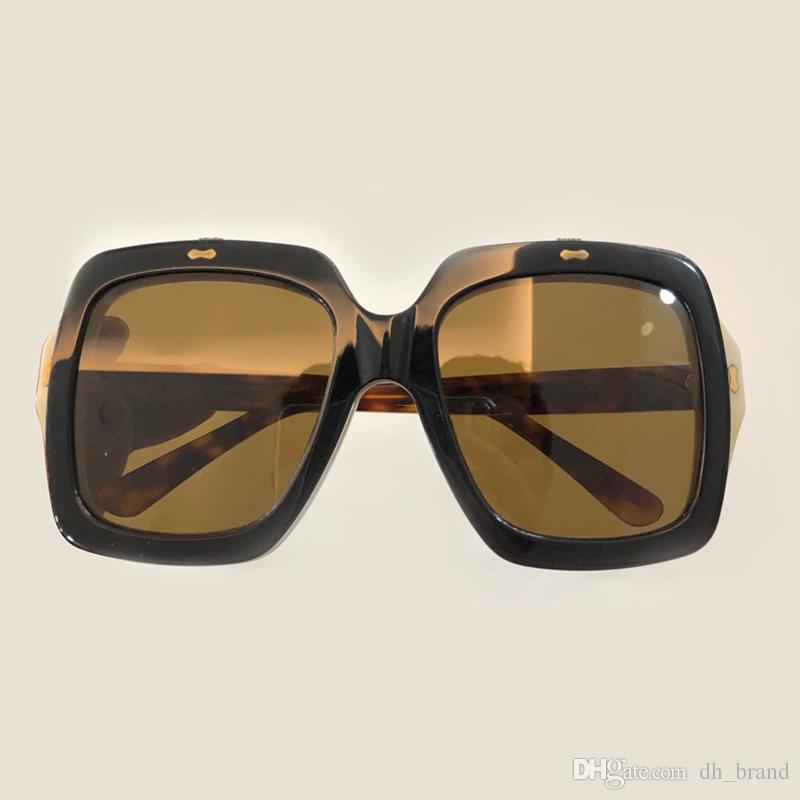 9b13b1f2f80f Fashion Women Square Sunglasses Men Vintage Luxury Brand Designer Big Frame  Sun Gasses Men Female Oculos UV400 Sunglasses Brands Best Sunglasses From  ...