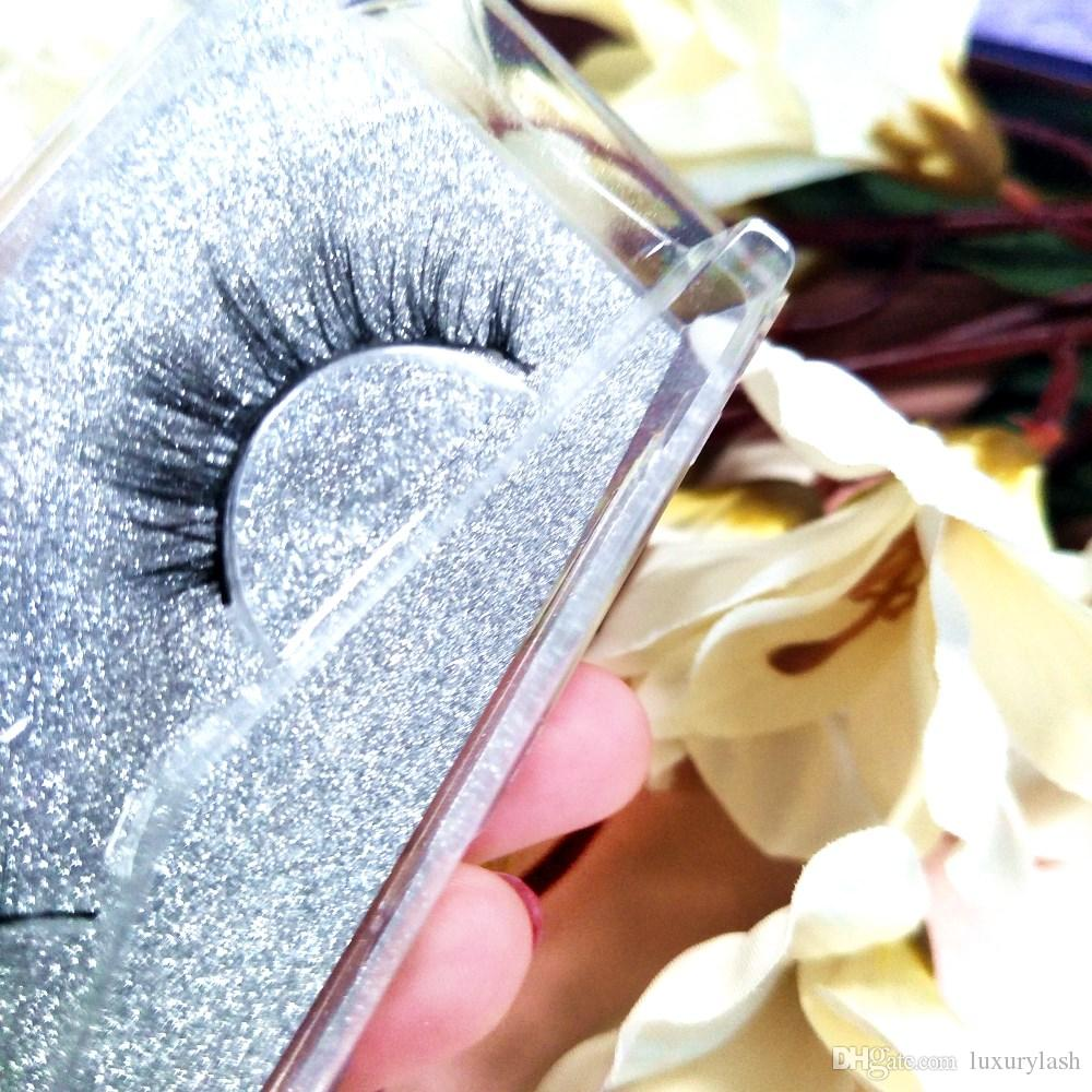 ciglia bellezza visone ciglia 3D MINK Ciglia finte Disordinato Croce Drammatico Ciglia Finte Ciglia Trucco Professionale