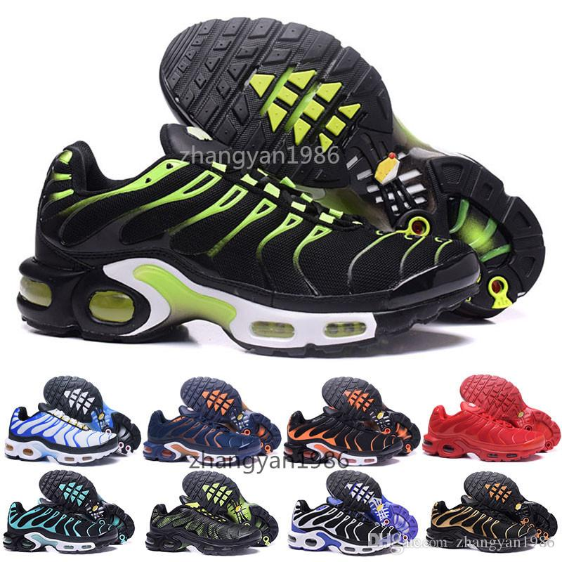 New Casual Shoes Men TN Shoes Sell Like Hot Cakes Fashion Increased ... ed2aec09a9ee