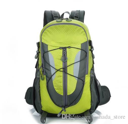 40L Outdoor Camping Backpack Laptop Rucksack Hiking Backpacks Bags ... 76a22488d3733