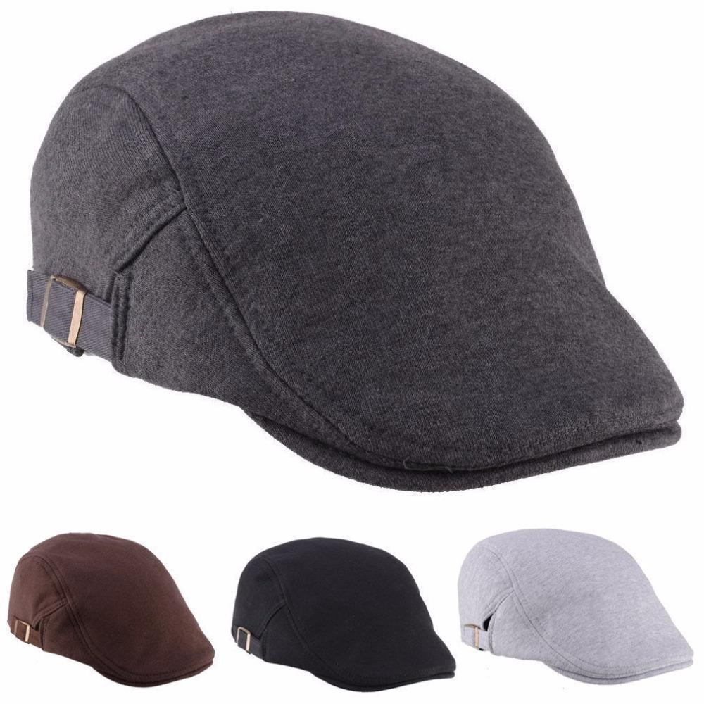 550d72519e56 2019 Newsboy Gatsby Cap Mens Ivy Hat Golf Driving Flat Cabbie Beret Driver  Hat Warm From Xiacao, $20.85 | DHgate.Com