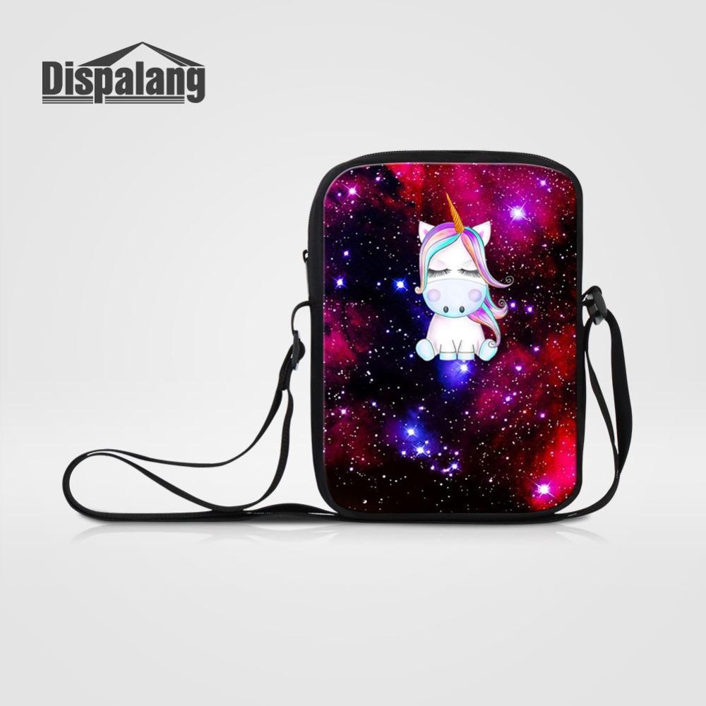 f06130e898 Women S Mini Messenger Bag Universe Space Unicorn Designer Crossbody  Shoulder Bags Schoolbags For Girls Boys Custom Flap Handbag Cheap Designer  Bags Satchel ...