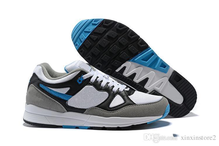super popular 01746 f2682 Compre Nike Air Span II 2018 Envío Gratis Caliente De La Venta Air Span II  2 Viejo Papá Zapatos De Los Hombres De Moda Salvaje Desgaste Del Ocio  Running ...