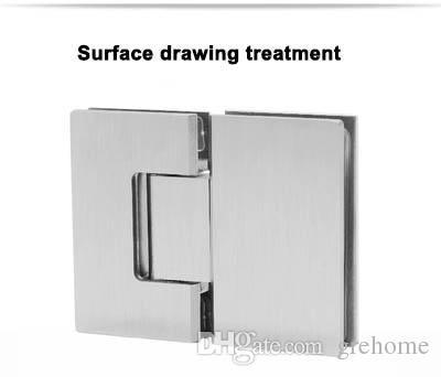 High Quality 180 Degrees Open Stainless Steel Wall Mount Glass Shower Door  Hinge Glass Shower Door Hinge Stainless Steel Door Hinge 180 Degrees Open  Door ...