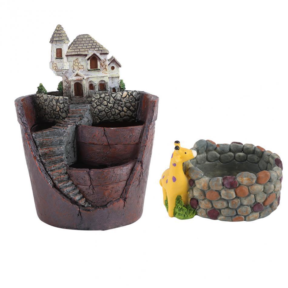 plantparcel house product pails parcel pots coloured with decor plant in by decorative succulents succulent matte mix original