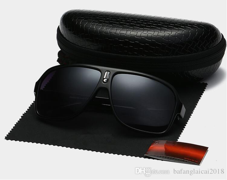 d9b358c453c 2018 Hot Sale Outdoor Men Women CARRERA Sunglasses Summer UV Protection  Retro Eyewear Leisure Sunglasses 10 Colour Choose Best Sunglasses Dragon  Sunglasses ...