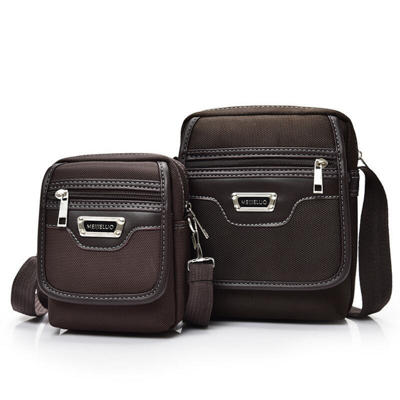 30084b71e2 Men Bag 2017 Fashion Mens Shoulder Bags High Quality Oxford Casual Black  Brown Messenger Bag Business Men S Travel Bags Messenger Bags Satchel From  ...