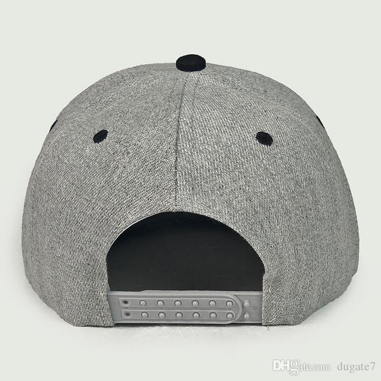 A buon mercato Hot new Classic 5 pannelli in cotone snapback 3d dio occhi patch in plastica mens berretto da baseball tesa piatta cappello hip hop e berretto uomini e donne