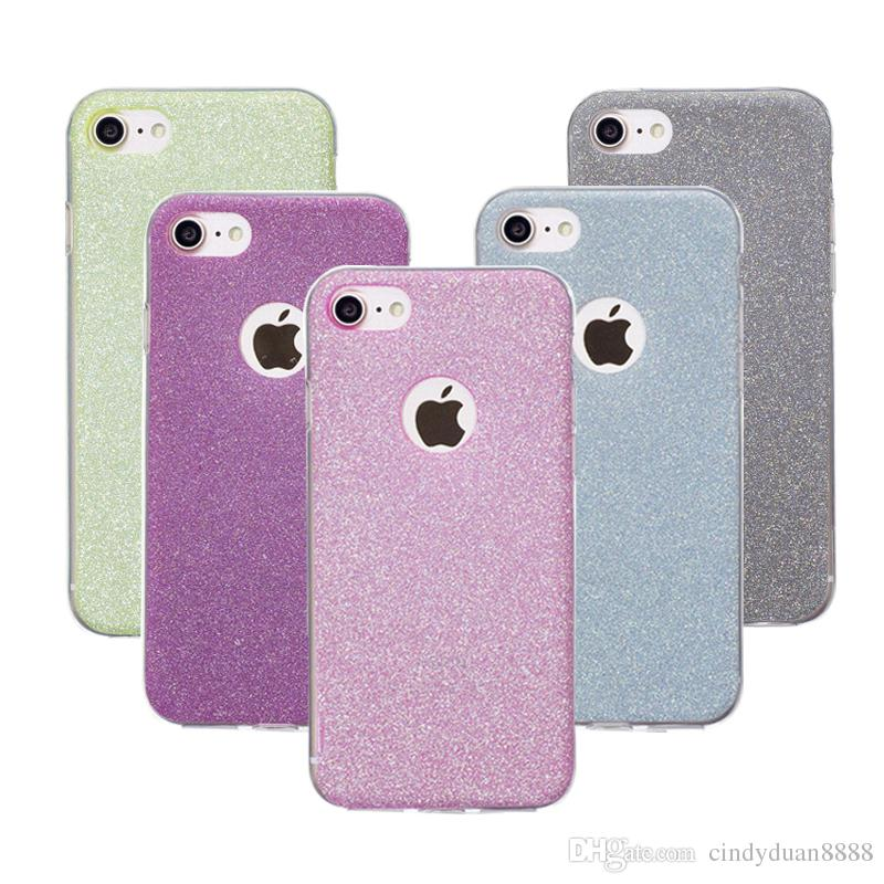 For Iphone 6s Case Glitter Soft TPU Phone Case For IPhone 5 5S SE 6 6s 7 8  Plus X Fashion Protector Case Spigen Cell Phone Cases Tough Cell Phone Cases  From ... 76c476618