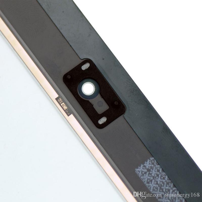 100% New Touch Screen Glass Panel with Digitizer with ic Connector Buttons for iPad Mini 2 B-TP