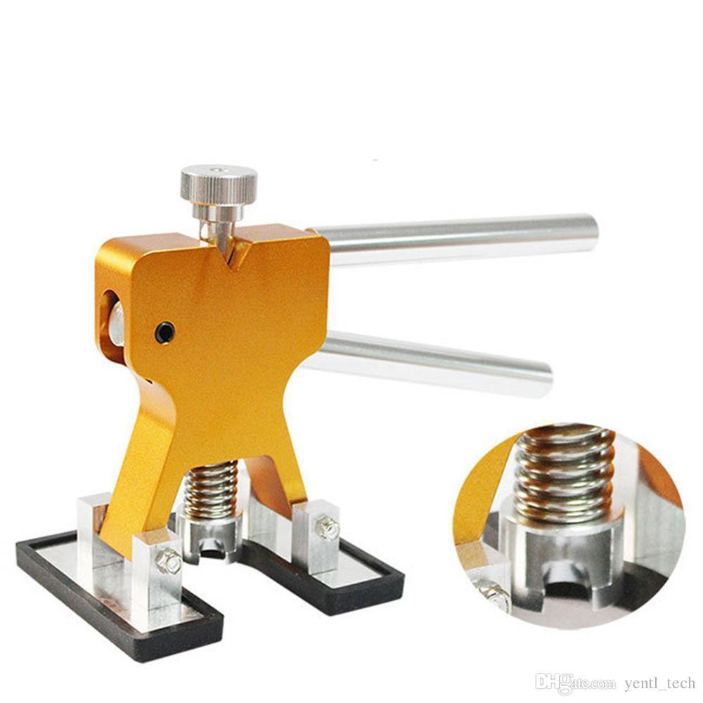 PDR Tools Kit Dent Puller Slide Hammer blau Kleber Tabs Saugnapf Suckers Für Dent Auto Schaden-Reparatur-Tools Auto Body Hagelschäden Lifter