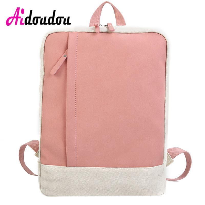 Backpack Women Designer Backpack Brand Luxury School Female Bagpack For  Teens Canvas Backpacks Bookbag Back Pack Mochilas Jansport From Fwfling 5e41353dec0f6