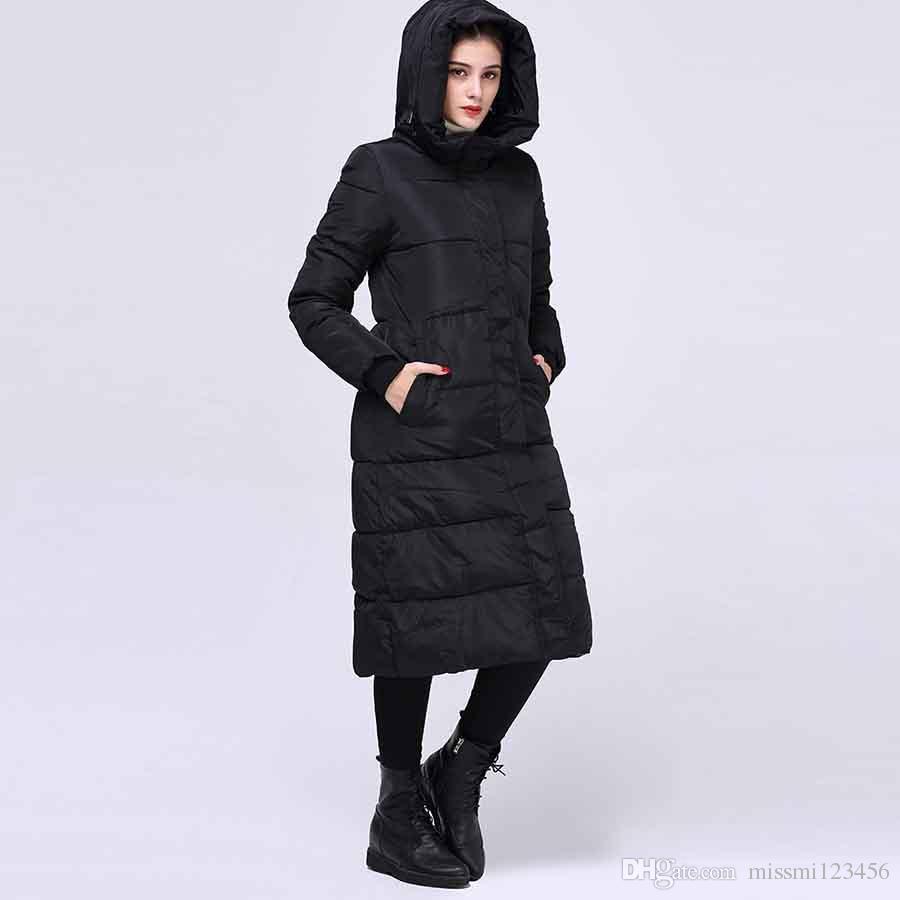 62cdc6c1a00 Warm Winter Jacket Girls Winter Down Coats Women Parka Plus Size Overcoat  Ladies Design European Style Fashion For Women UK 2019 From Missmi123456