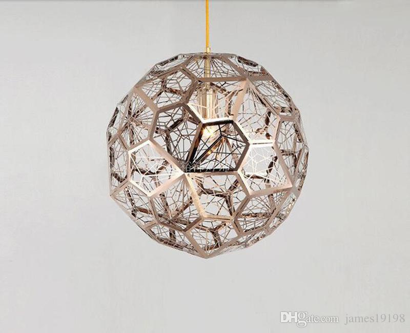 Moderne Lampen 72 : Großhandel 6 größen neue moderne designer replik kupfer
