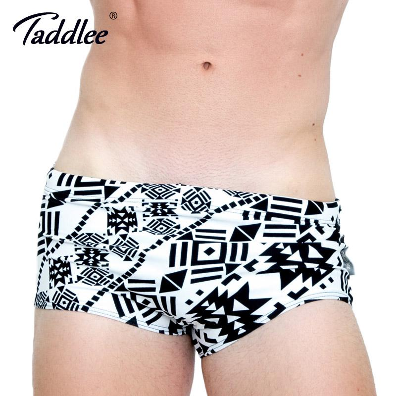 371a05d635 2019 Taddlee Brand Sexy Mens Swimwear Swimsuits Swim Briefs Bikini Gay  Penis Pouch Surf Board Shorts Low Waist 3D Printed Boardshorts From  Beasy114, ...