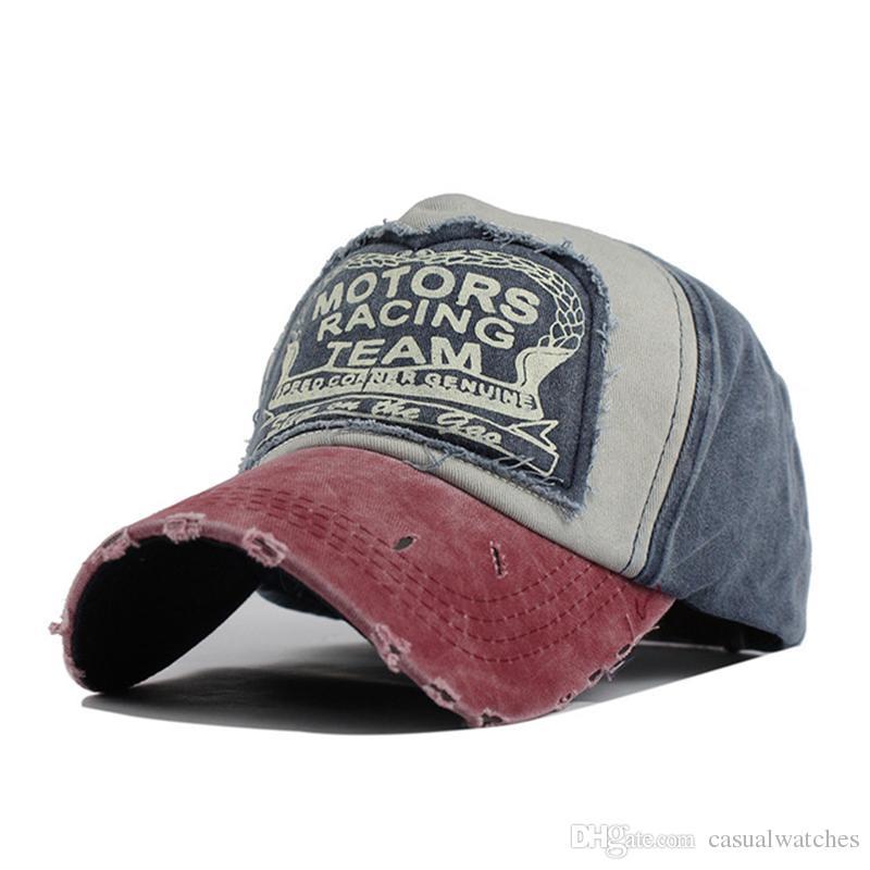 490c791f0c5 Spring Cotton Cap Baseball Cap Snapback Hat Summer Hip Hop Fitted ...