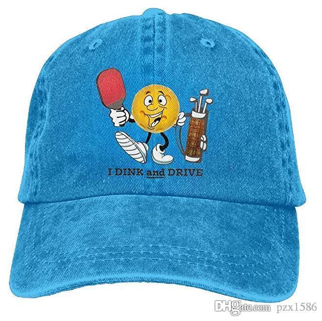 85be1b7f2f921 Pickleball Sport Baseball Caps Cute Low Profile Snapback Hats For Teen  Girls Newsboy Cap Trucker Hat From Pzx1586
