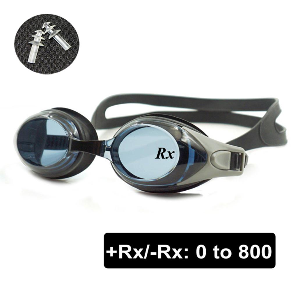 1f50d4fc04 2019 Wholesale Optical Swim Goggles +Rx Rx Prescription Swimming Glasses  Adults Children Different Strength Each Eye With Free Ear Plugs From  Monida