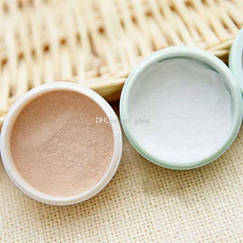 Corea famoso marchio Innisfree senza sebo polvere minerale + sfocatura polvere controllo olio polvere sciolta impostazione trucco base 5g 200