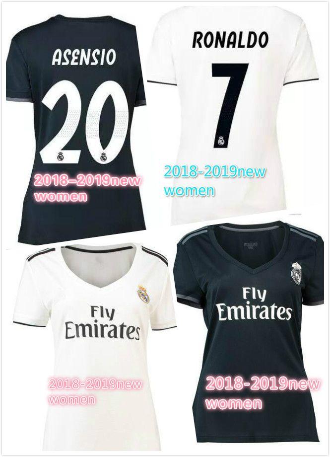 abbigliamento calcio Real Madrid Donna
