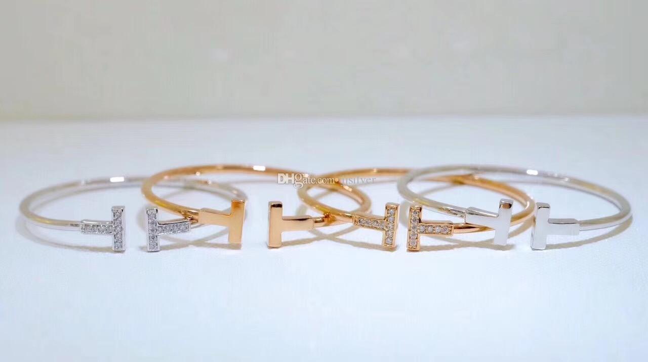 WildFree Kadınlar Kızlar Için Basit Açık Manşet Bilezik Vintage AltınGümüş Bayanlar Bilezikler Yaratıcı Açılış Bileklik Takı Gümüş