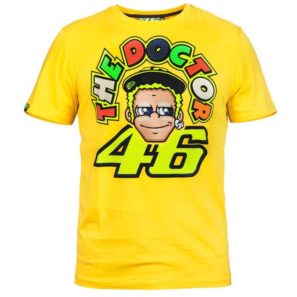 Grosshandel 2016 Vr 46 Valentino Rossi T Shirt M1 Moto Gp Der Arzt