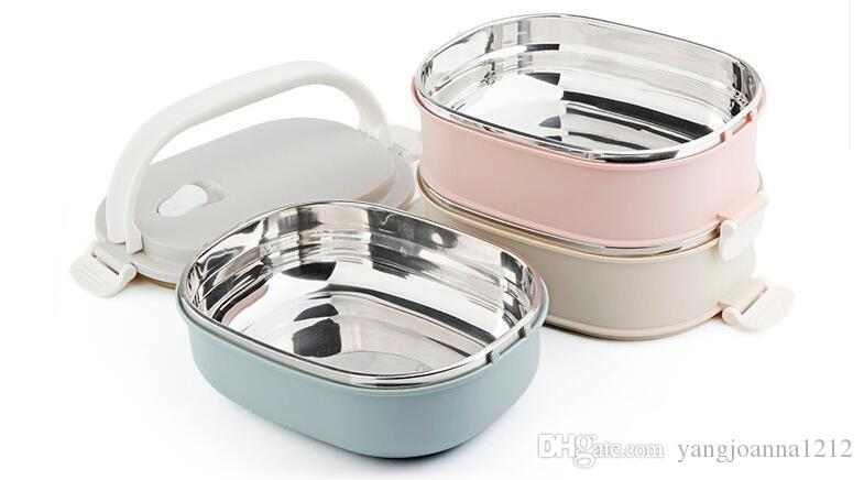 304 Stainless Steel Lunch Box Japanese Kids Bento Box