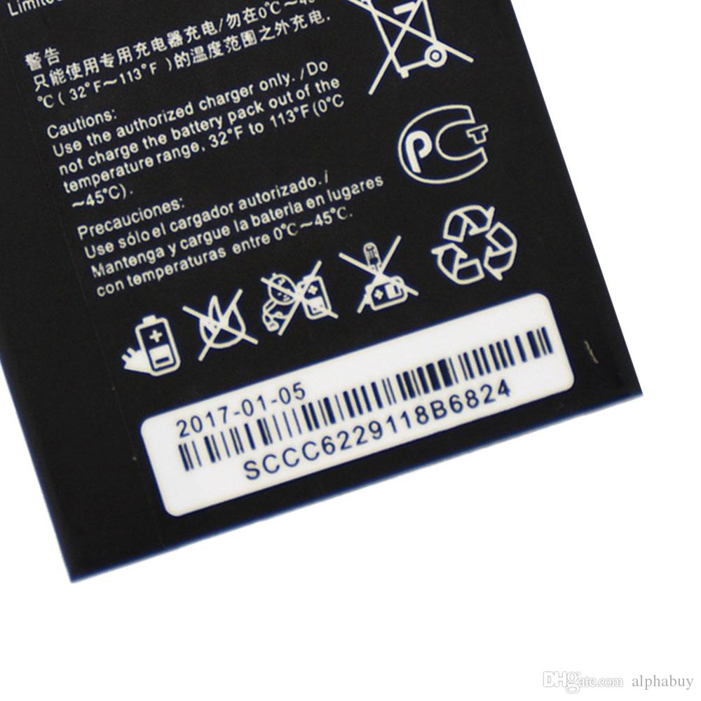 HB4F1 Nuova batteria di ricambio agli ioni di litio 3.7V 1500mAh Huawei U8800 T8808D G306T C8800 C8600 U8520 E5830 E5-0315 E586 ET536 E585 E5331 akku