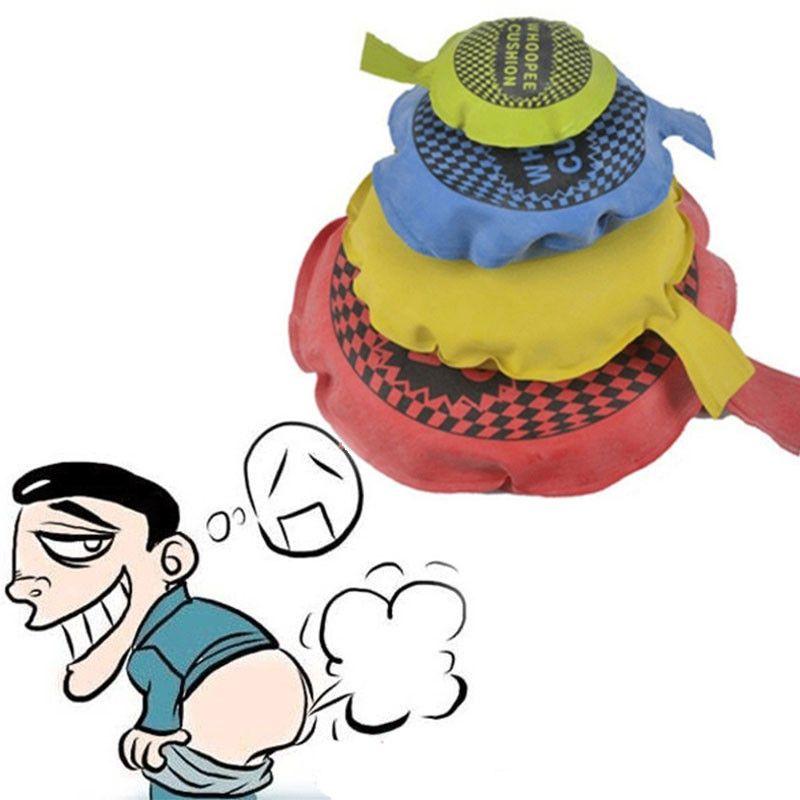 Capable Whoopee Cushion Jokes Gags Pranks Maker Tricks Funny Toys For Child Fart Pad Pillow Perdushka Kids For Fun Prank Gag Toys Gifts Novelty & Gag Toys