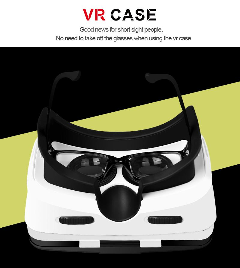 2018 hot sale model 3D VR glass case Box for smart phone