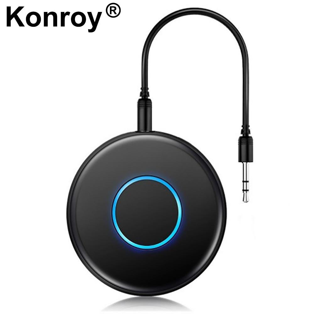 Acheter Konroy Transmetteur Bluetooth 42 35mm Aptx Adaptateur