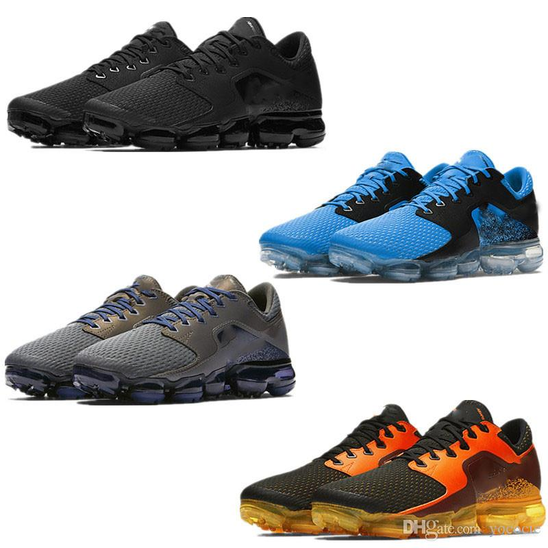 really for sale New vapormax r Flagship trainers Casual Shoes mens Fast & Furious runner Orange Black trainers fashion kniting 2 sneakers XZ196 buy cheap for nice free shipping hot sale HUzY851