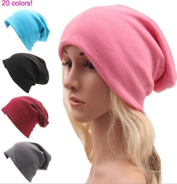 3fc8e68bb91 Charm 100% Silk Beanie Hat Mens Womens Soft Slouchy Summer Sensitive Skin  Chemo Cap Stretchy 20 Styles Straw Hat Baseball Cap From Jane0626