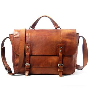 d077c67786a Leather Men s Handbag