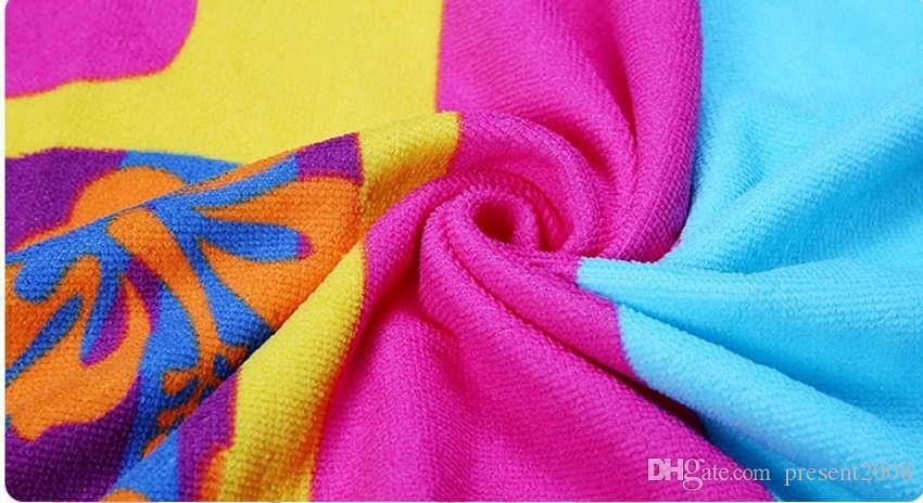 مستطيلة الشاطئ منشفة المرأة بيكيني شال الشاطئ البوهيمي المناديل منشفة غطت في ملابس السباحة الشاطئ منشفة بطانية