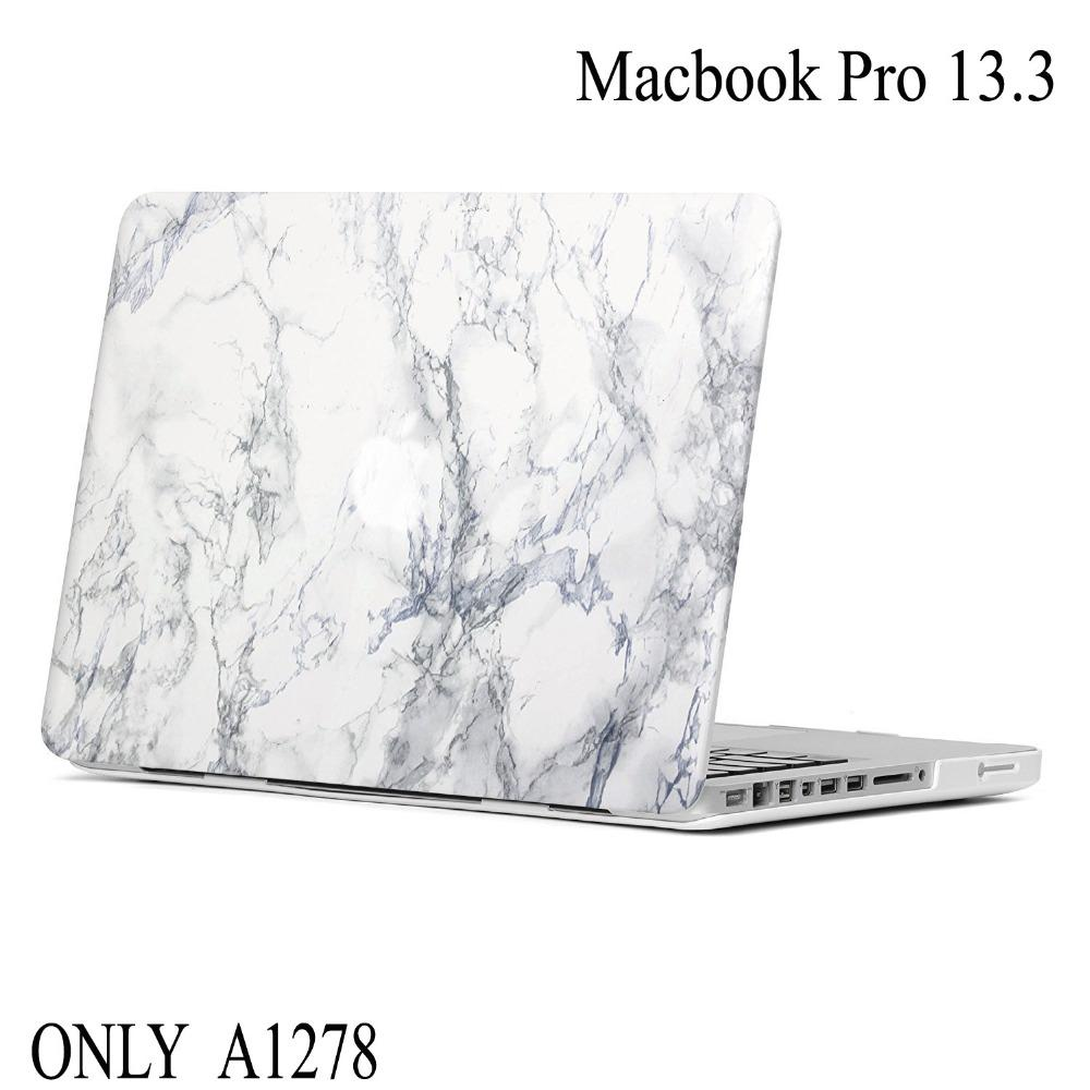 2018 Fashion Marble Stone Pc For Macbook Pro 13 A1278 Laptop Case Apple Md101 Silver Notebook Hard Protective Cover 133 Sleeve From Hello01
