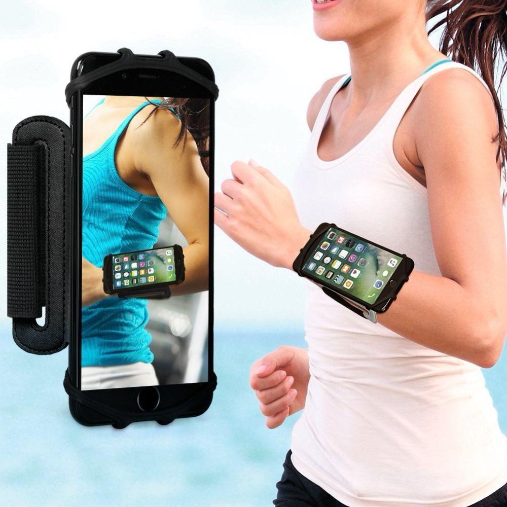 7b33d9731cd Celular Estuche De Brazalete Deportivo Para IPhone X 8 7 8 Plus 7 Plus  Estuche De Pulsera Universal Para Deporte Estuche De Brazo Para  Dispositivos De ...