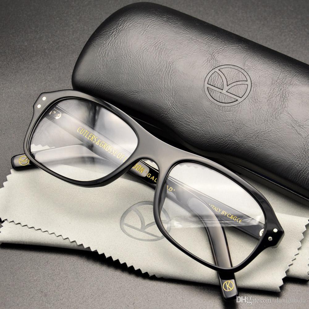 Compre Óculos Kingsman Para Clin Firth Óculos Ópticos Quadrados Do Vintage  Para Armações De Óculos Homens De Daviddada,  52.8   Pt.Dhgate.Com 719e408e3d