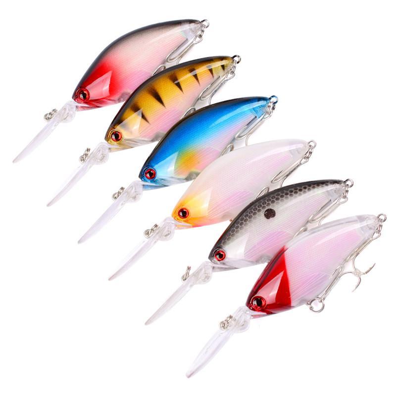 Высокая доставленных ABS пластик гольян кривошипно приманки 6# BKB крючки 11 см 18.5 г реалистичные рыбы тела Лазерная нахлыстом воблеры приманки