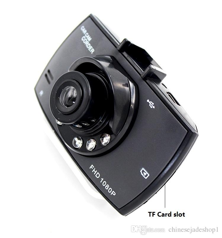 Car Camera G30 2.4 inch Full HD 720P Car DVR Video Recorder Dash Cam 90 Degree Wide Angle Motion Detection