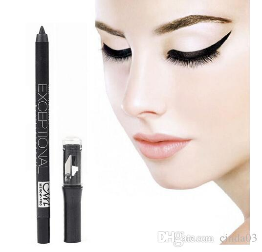 Fashion Star Eyeliner Pen Black Eye Liner Seal Pencil Liquid Cosmetic Beauty Long Lasting Waterproof Makeup Tool 1 Piece Elegant And Sturdy Package Back To Search Resultsbeauty & Health