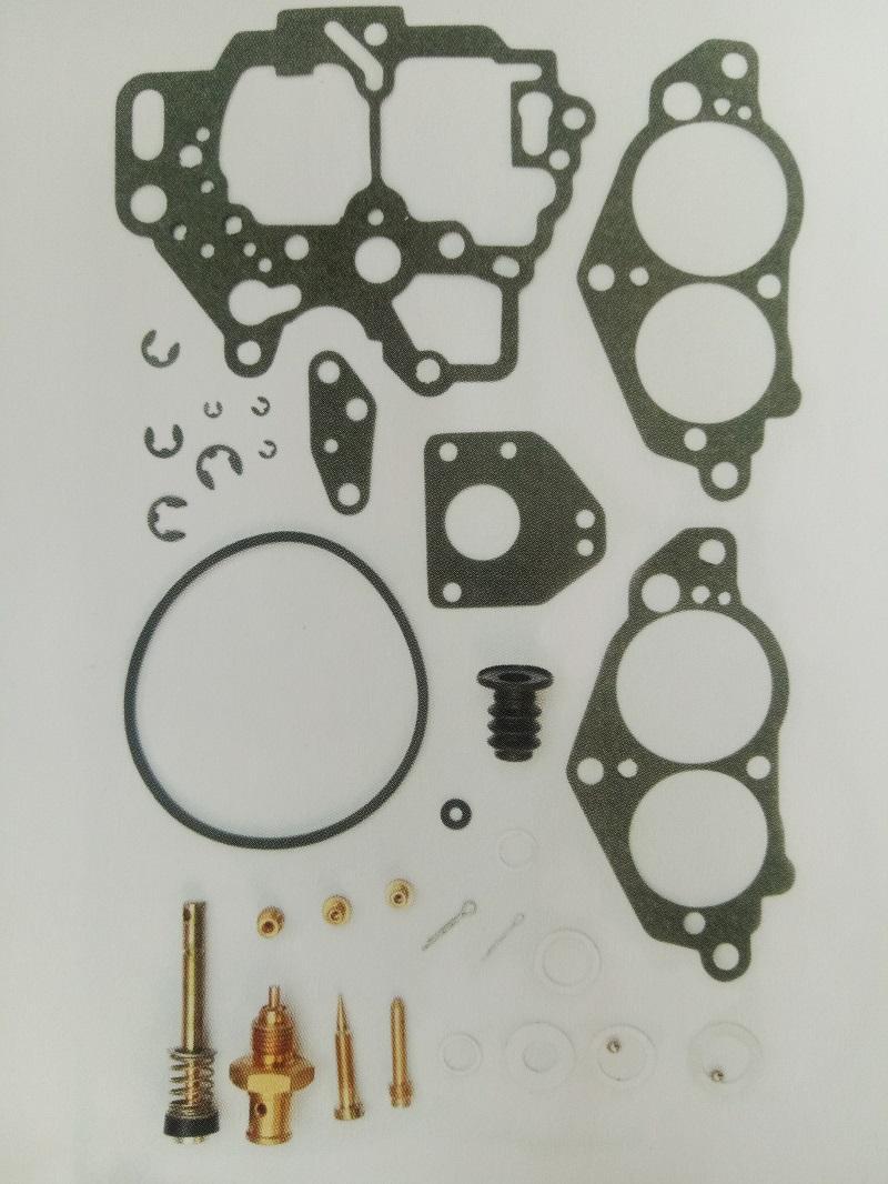 LOREADA Carburetor Repair Kits Bag For NISSAN Z24 1983 1984 1985 1986  Engine 16010-21G61 1601021G61