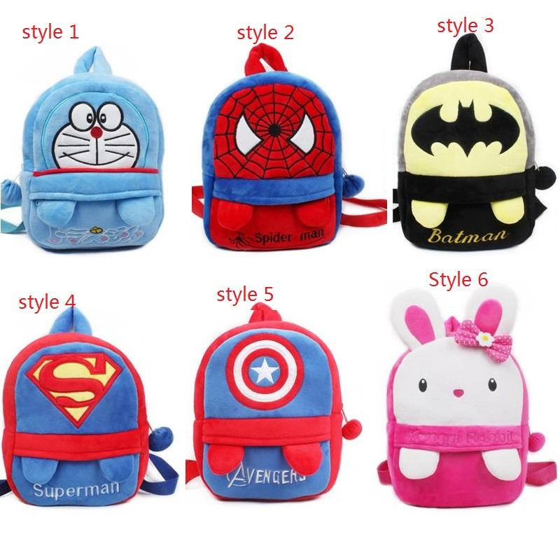 e2ac291a3e 2019 Small Size Plush Backpack Withfoot Lovely Children S School Bag Plush  Bag Candy Bags Cute Toys For Kids 1 3 Years Old From Lou88