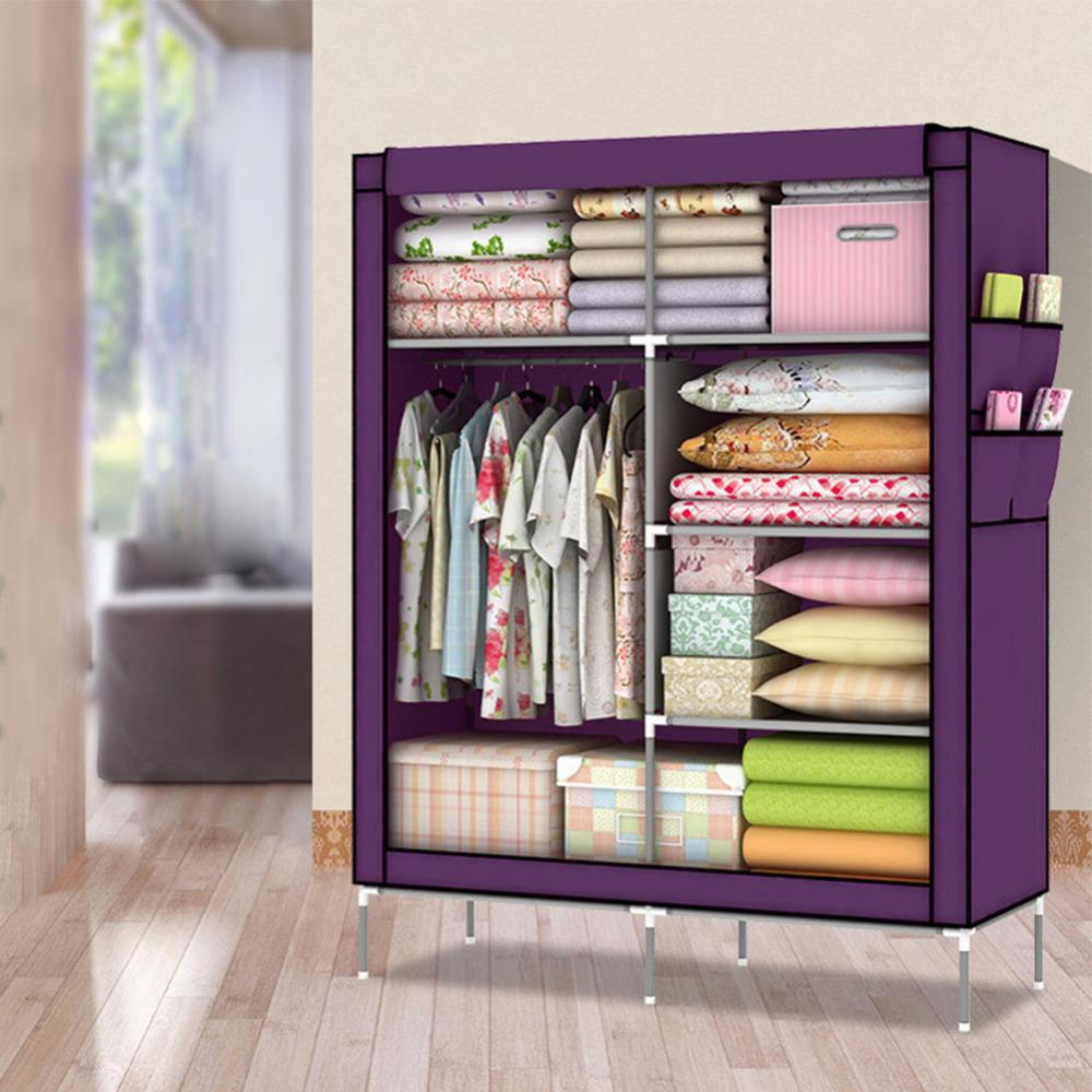 Charmant 2018 Modern Simple Home Cloth Storage Conference Metal Reinforced  Combination Simple Wardrobe From Samanthaadam1820, $77.84 | Dhgate.Com