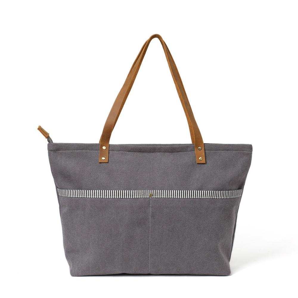 a29a156a533f ROCKCOW Luxury Handbags Women Bags Designer Handbags High Quality Canvas  Casual Tote Bags Shoulder Large Handbags Black Leather Handbags From Murie