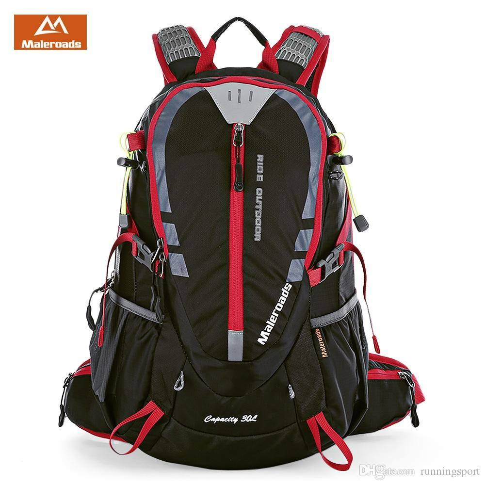Maleroads Climbing Hiking Backpack Mini Adult Sport Backpack Shoulder Bag Ultralight For Travelling Outdoor Activity Sports & Entertainment