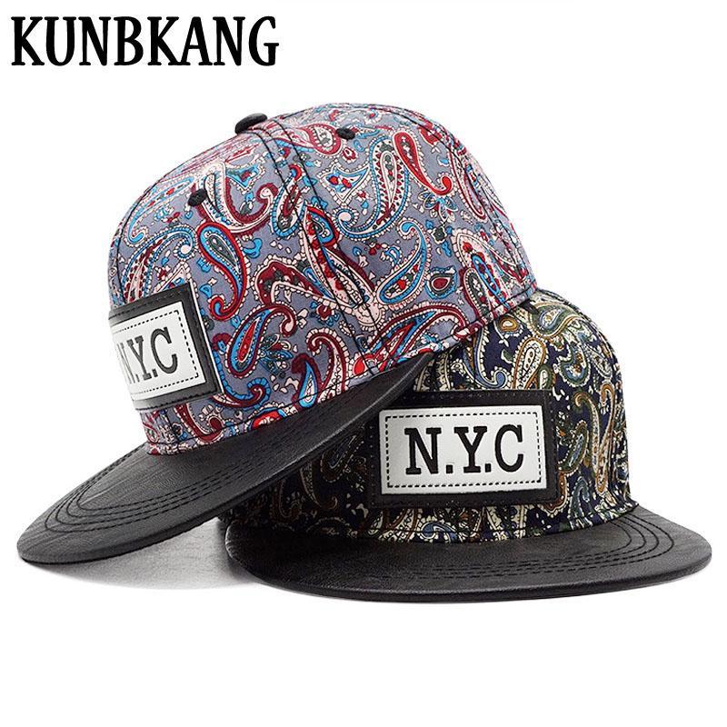 2018 New NYC Baseball Cap Men Women Embroidery Brand Flat Brim Snapback Hat  Cotton Gorras Outdoor Vintage Hip Hop Snapback Caps Trucker Hat 59fifty  From ... fe3739d0744